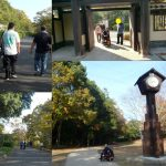 グループ外出4錦織公園