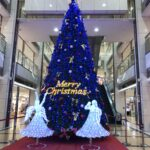 エコールロゼ、クリスマスツリー